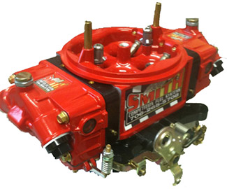 David Smith Carb Red
