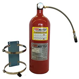 Fire Bottle FC-1000, 10# Automatic Fire Suppression System