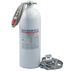 Safecraft AT10HEG Automatic Fire Suppression System